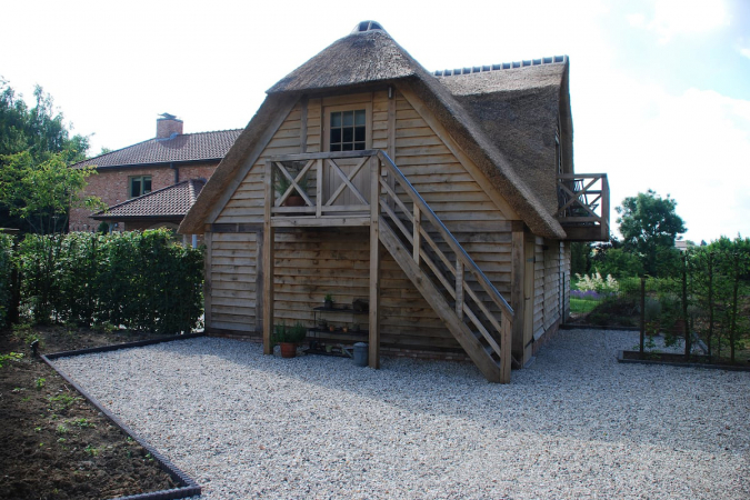 Maison d'hôtes avec une vue magnifique à Poperinge