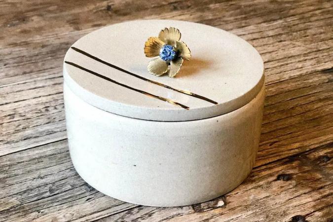 Une boite à bijoux unique
