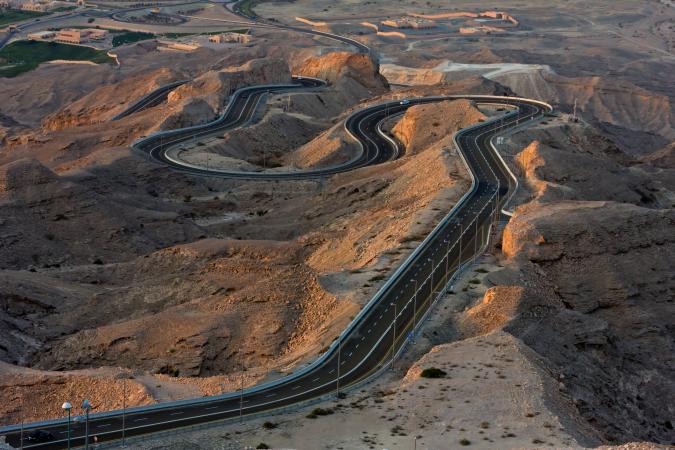 Jebel Hafeet, Emirats arabes unis