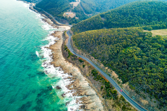 Great Ocean Road, Australie