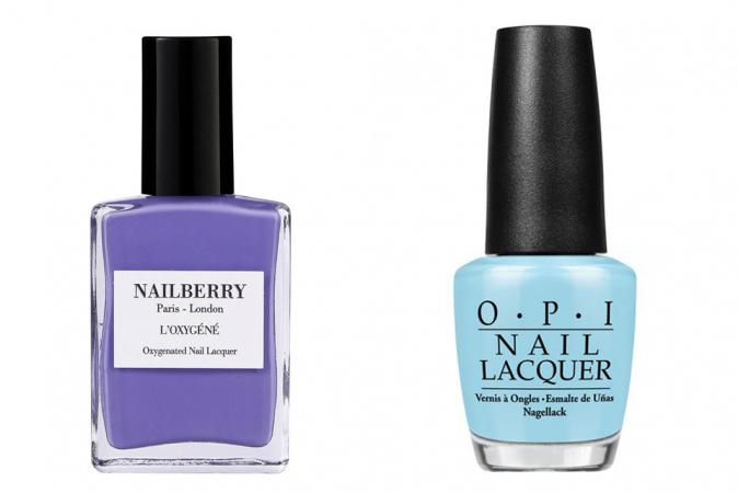 Lavendel + aqua