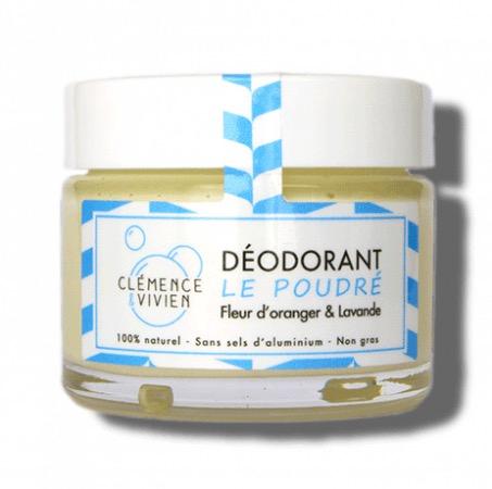 Déodorant Le Poudré – Clémence & Vivien