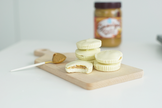 Witte peanut butter cups