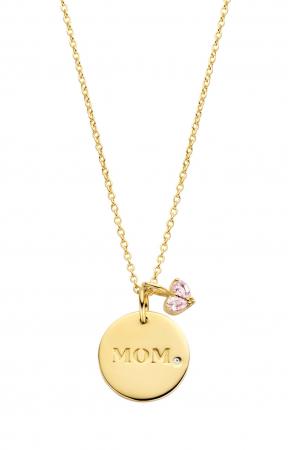 """Un collier """"Mom"""""""