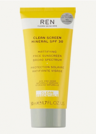 Clean Screen Mineral SPF 30 – Ren Skincare