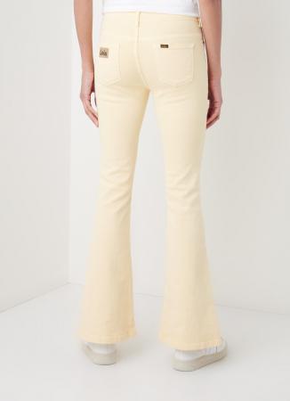 Pastelgele jeans