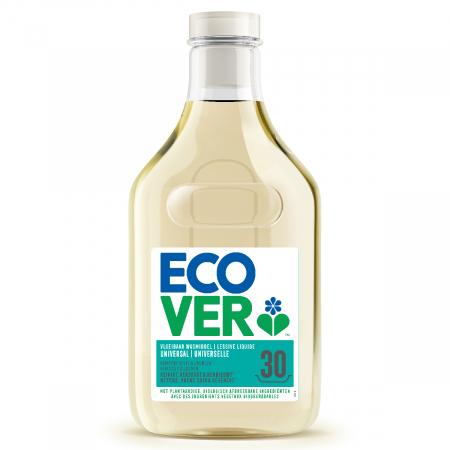 Ecologisch wasmiddel van Ecover (t.w.v. € 9,95)