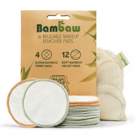 Disques démaquillants de Bambaw