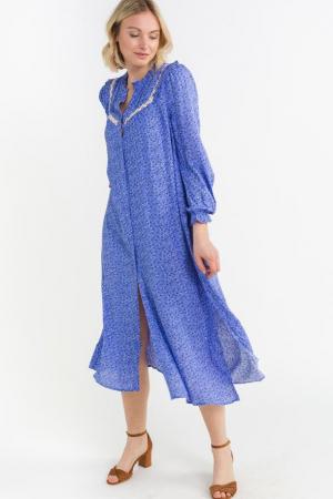 Longue blouse