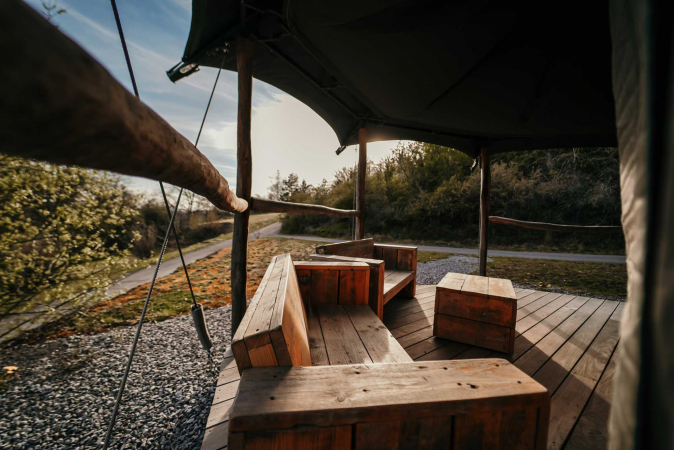 Le glamping