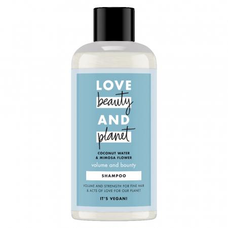 Shampoo van Love Beauty and Planet