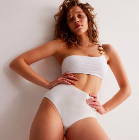 Bikini asymétrique