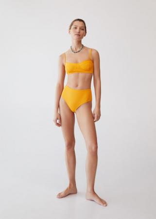 Bikini orange pastel