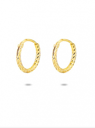 Gouden hoops