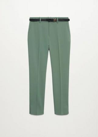 Pantalon assorti avec ceinture