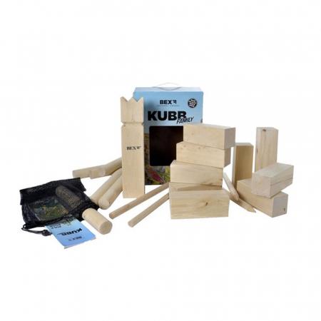 Kubb-spel