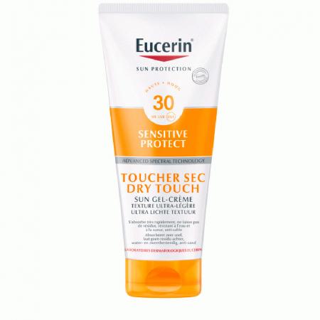Sun Sensitive Protect Dry Touch Gel-Crème van Eucerin