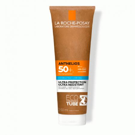 Anthelios SPF 50+ in ecologische tube van La Roche-Posay