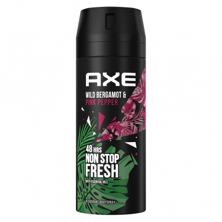 Deodorant Axe Wild