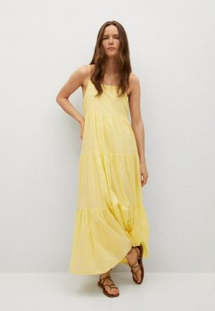 Une robe vaporeuse