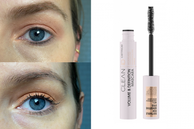 Clean ID Volume & Definition Mascara