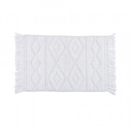 Wit tapijt