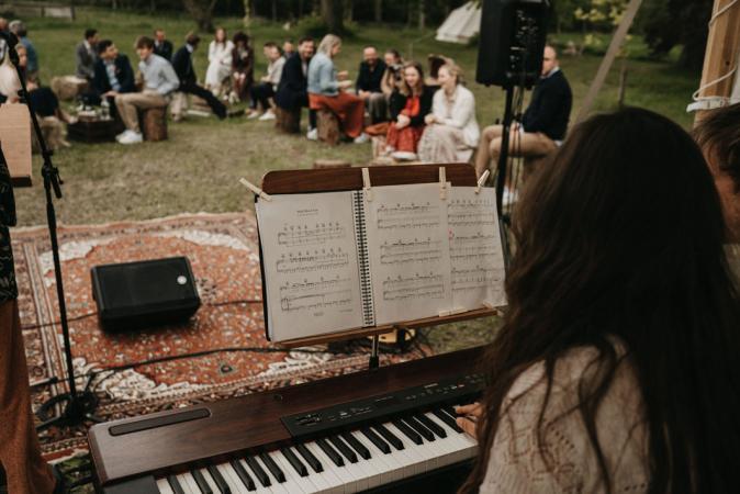 L'intermède musical