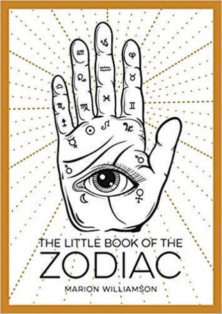 'The Little Book of the Zodiac' van Marion Williamson