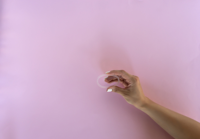 L'anneau vaginal