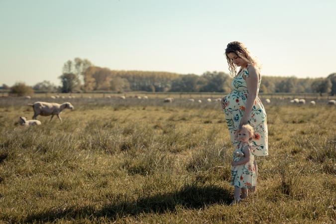 Zwanger van Liam