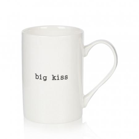 'Big Kiss' mok