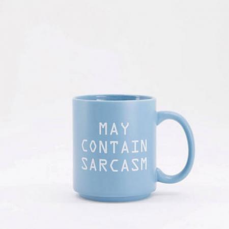 Tas 'may contain sarcasm'