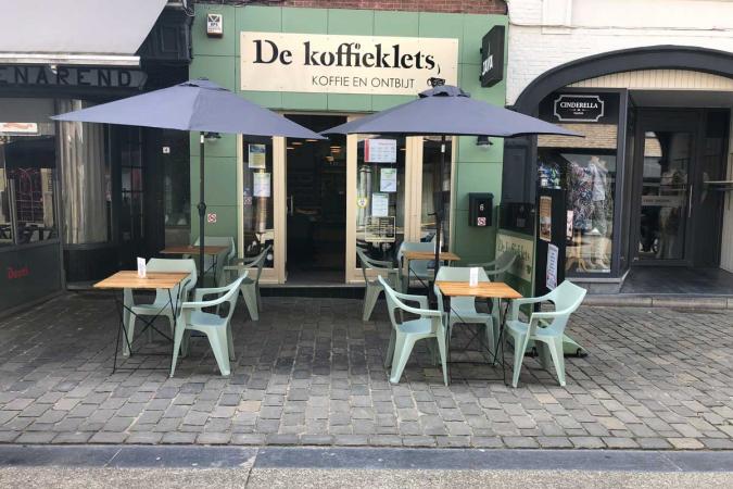 De Koffieklets in Scherpenheuvel