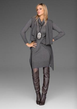 CarolineBiss women Dress 140euro Cardigan 130euro