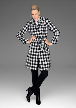 CarolineBiss women Coat 330euro Trousers 150euro Pullover 99euro