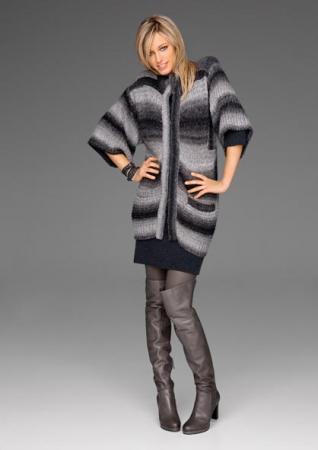 CarolineBiss women Dress 190euro Cardigan 160euro