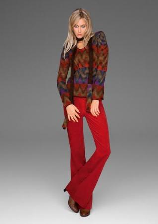 CarolineBiss women Pullover 130euro Scarf 75euro Trousers 145euro