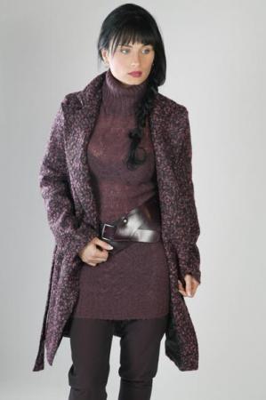 CrisJanssens women Pullover 155euro Coat 285euro