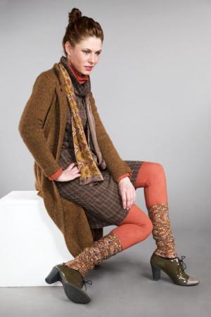 Enolah women Dress 143euro Cardigan 192euro Scarf 99euro