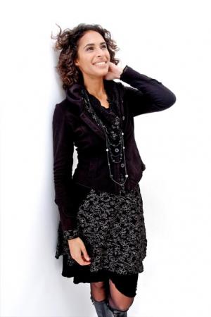 IAMGold women Dress 159,95euro Cardigan 119,95euro