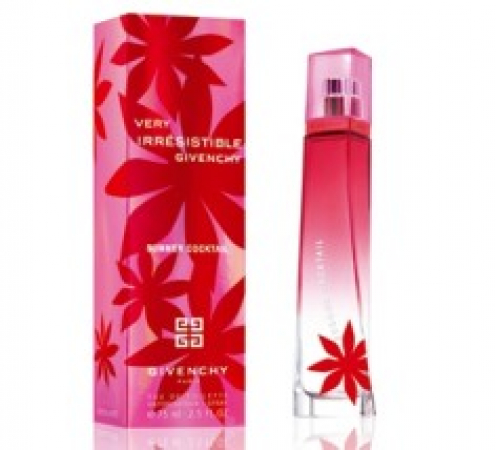 givenchy very irrestible summer