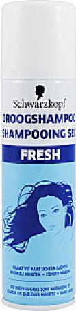 shampooing sec