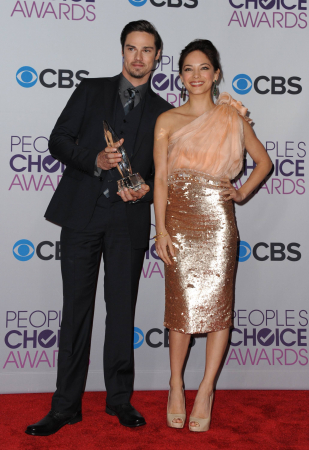 Jay Ryan & Kristin Kreuk