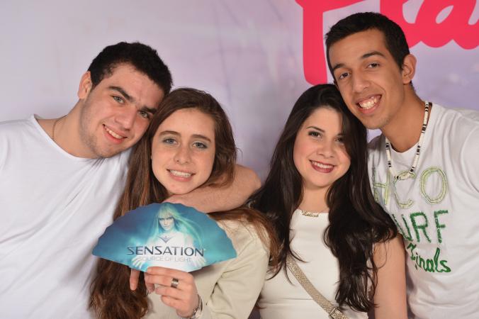 Sensation White 2013