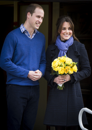Kate Middleton & Prins William