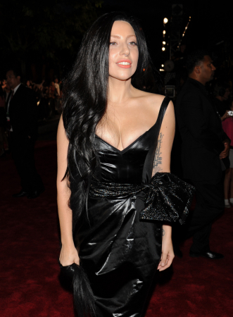 Top: Lady Gaga