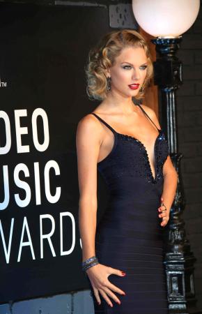 Top: Taylor Swift