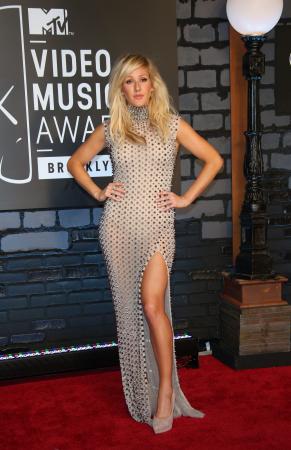 Top: Ellie Goulding