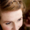 Het lange haar van lezeres Evelien is ideaal voor een glamour vlecht. Wauw-factor: check!