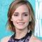 Sur cheveux fins, comme Emma Watson